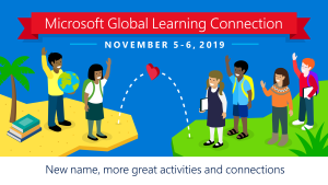 Microsoft Global Learning Connection 2019